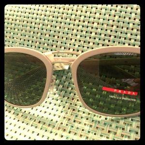 New Prada sunglasses